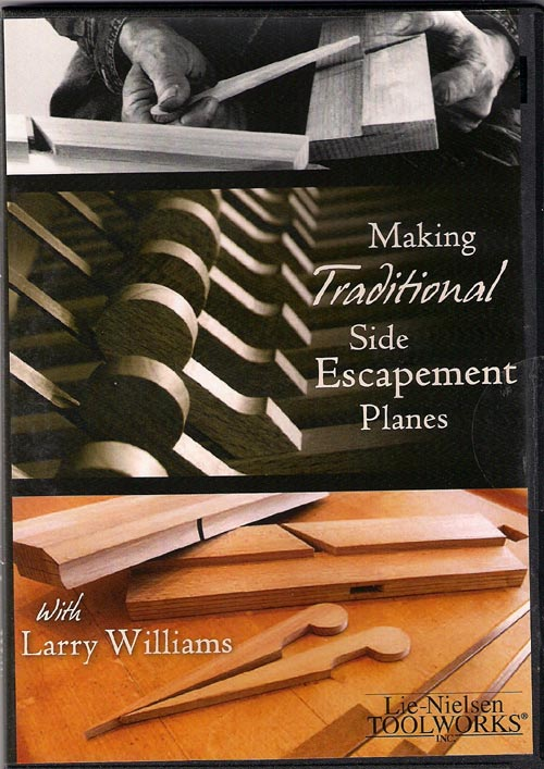 wooden escapement planes